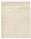 MAY 1863 CIVIL WAR LETTER FROM LEBANON, PA RESIDENT JACOB FORNEY KREPS DURING PENNSYLVANIA REGIMENTAL COMMISSION VISIT TO ROSECRANS' ARMY IN MURPHREESBORO, WITH MENTIONS OF SOLDIER SONS