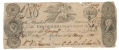 FARMERS BANK OF VIRGINIA $10 NOTE