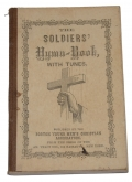 CIVIL WAR PERIOD CHRISTIAN COMMISSION SOLDIERS' HYMN BOOK