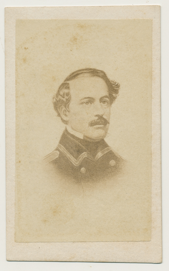 PRE-WAR ETCHING OF ROBERT E. LEE BY GERMAN PHOTOGRAPHER