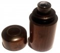 CIVIL WAR ERA ROSEWOOD INK WELL
