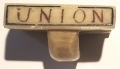 "BONE SLIDE MARKED ""UNION"""