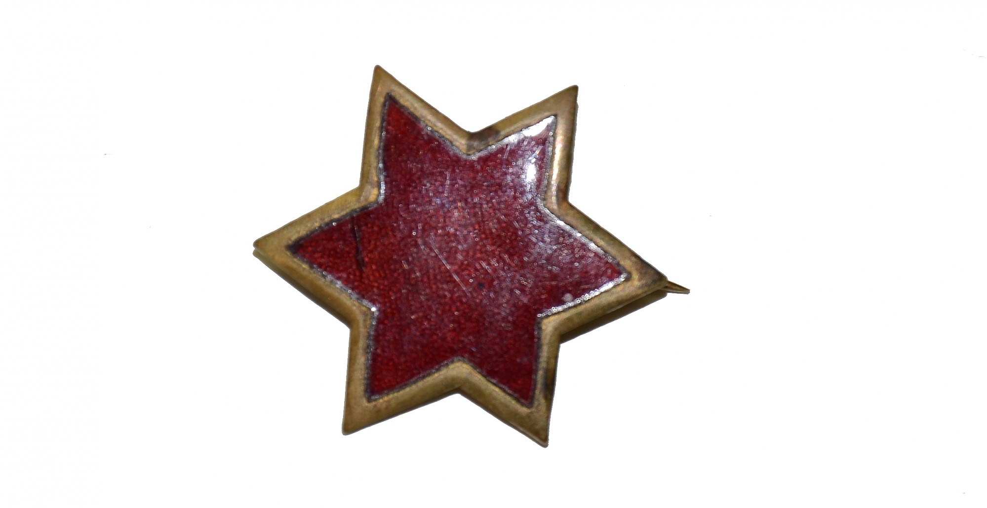 1ST DIVISION, 8TH CORPS BADGE / PIN