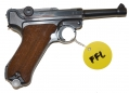 EXCELLENT MAUSER 1940 LUGER – VERY RARE VARIANT