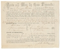 DOCUMENT APPOINTING ATTORNEY TO ACT FOR MISSOURI HOME GUARD PRIVATE