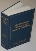 "NICE COPY OF ""JOHN BACHELDER'S HISTORY OF THE BATTLE OF GETTYSBURG"""