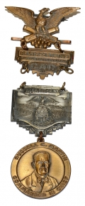 G.A.R. MEDAL- NATIONAL ENCAMPMENT AT ROCHESTER, N.Y. 1934