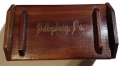 EARLY GETTYSBURG SOUVENIR JENNIE WADE DOUGH TRAY
