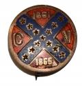 UNITED CONFEDERATE VETERAN PIN