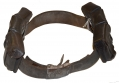 GERMAN WORLD WAR TWO ARMY COMBAT BELT WITH MAGAZINE POUCHES FROM THE RON TUNISON COLLECTION