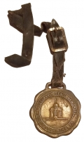 PENNSYLVANIA STATE MEMORIAL WATCH FOB