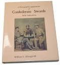 NICE CLEAN COPY OF CONFEDERATE SWORD REFERENCE BOOK