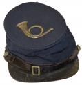 1858 PATTERN FORAGE CAP WITH INFANTRY INSIGNIA