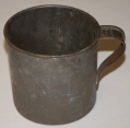 US MODEL 1874 ARMY ISSUE CUP DATED 1903