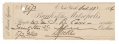 BANK CHECK SIGNED BY TWO UNION THIRD CORPS GENERALS – DANIEL E. SICKLES & JAMES B. CARR