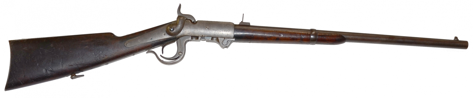 "BURNSIDE FIFTH MODEL CARBINE, ""MODEL OF 1864,"" EARLY 1864 PRODUCTION"