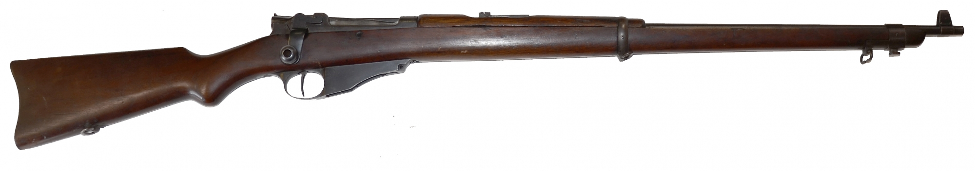 FINE U.S. NAVY WINCHESTER-LEE MODEL 1895 BOLT ACTION RIFLE-MUSKET, WITH FORT MIFFLIN TAG