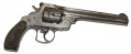 SMITH & WESSON .44 DOUBLE-ACTION FIRST MODEL: DOUBLE ACTION FRONTIER