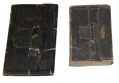 OUTSTANDING PAIR OF 7th MICHIGAN CAVALRY LEDGER/DIARIES  - 1ST LIEUTENANT JAMES W. BENTLEY, REGIMENTAL COMMISSARY OFFICER