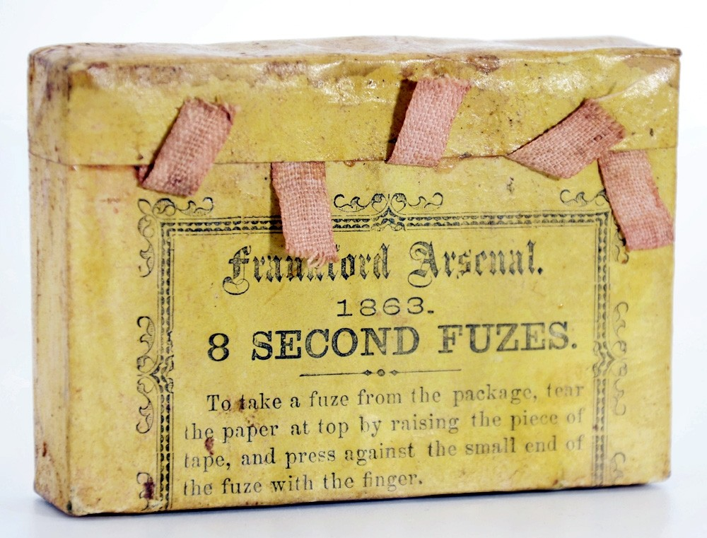 PACK OF FRANKFORD ARSENAL 8-SECOND FUSES