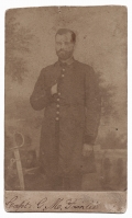 INK ID'D IMAGE OF SOUTH CAROLINA CAPTAIN GEORGE M. FAIRLEE OF ORR'S RIFLES