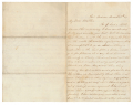 MARCH 1864 SOLDIER LETTER—PRIVATE ADAM KREPS, CO. A, 67TH US COLORED TROOPS, TO HIS BROTHER