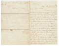 JUNE 1864 SOLDIER LETTER—PRIVATE ADAM KREPS, CO. A, 67TH US COLORED TROOPS, TO HIS FATHER