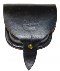 VERY FINE CIVIL WAR PERCUSSION CAP POUCH