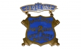 1890 DAHLGREN POST 2 GAR BADGE - BOSTON