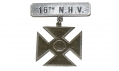 REUNION MEDAL FOR 16TH NEW HAMPSHIRE VOLUNTEERS