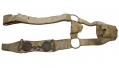 MODEL 1832 ARTILLERY SWORD BELT AND FROG WITH BUCKLE