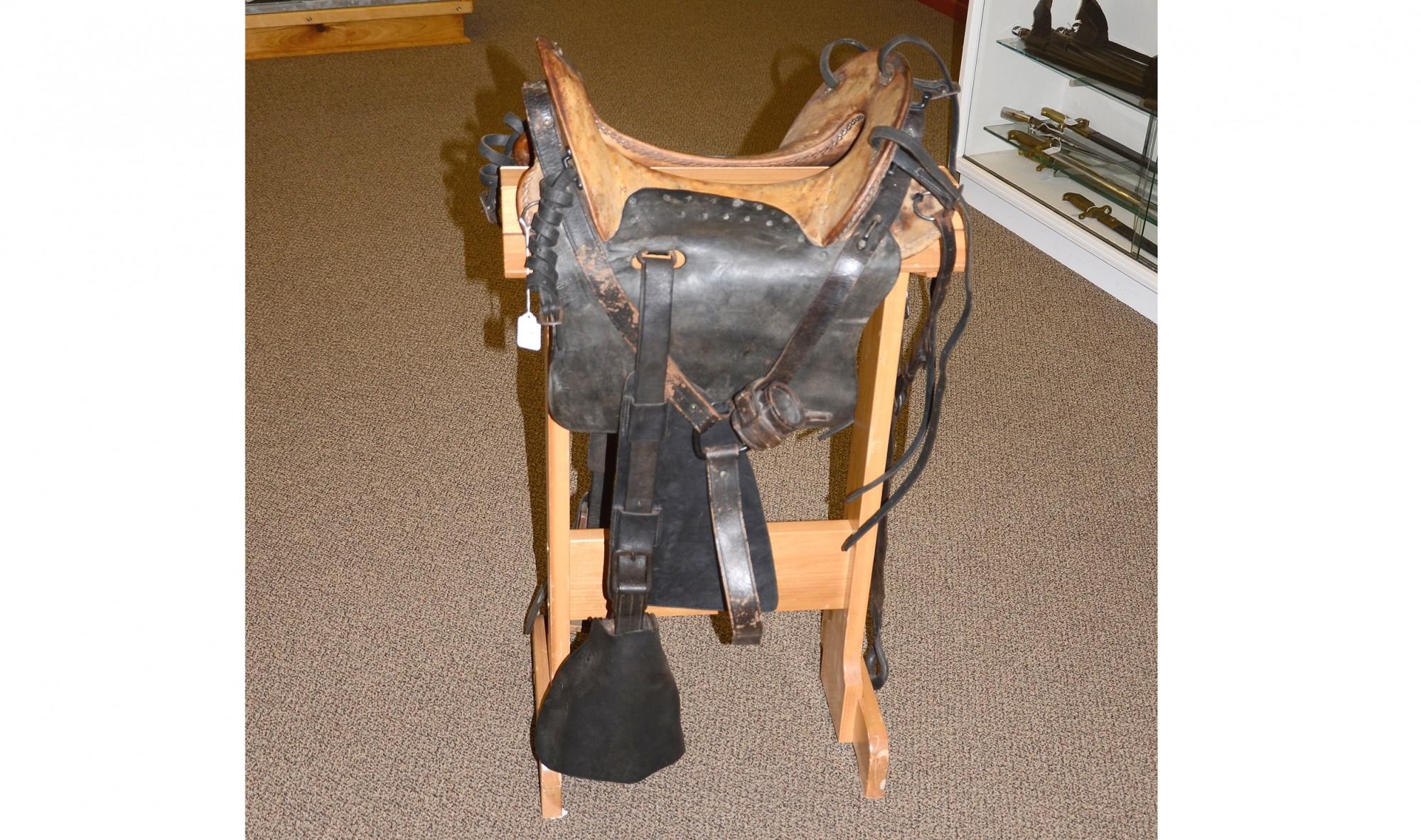 EXCELLENT CONDITION M1859 McCLELLAN SADDLE — Horse Soldier