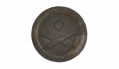 ORDNANCE CORPS BUTTON FROM AREA OF THE ATLANTA CAMPAIGN