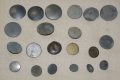 COLLECTION OF 22 LATE 18TH CENTURY/ EARLY 19TH BUTTONS